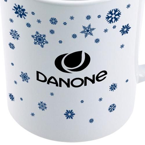 Christmas Design Cambridge Mug Image 4