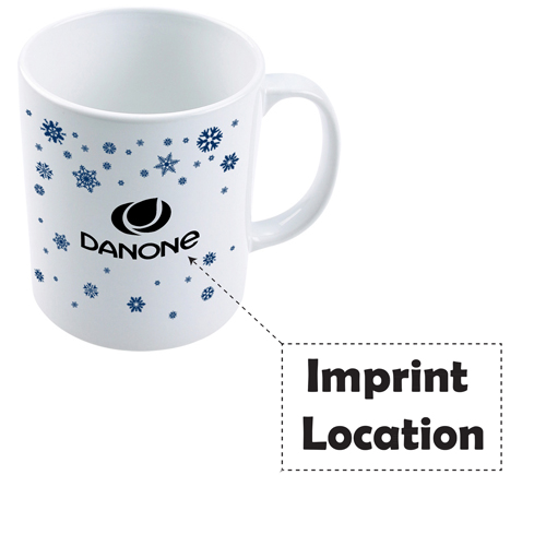 Christmas Design Cambridge Mug Imprint Image