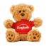 Plush Teddy Bear With T-Shirt Image 2