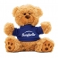 Plush Teddy Bear With T-Shirt Image 3