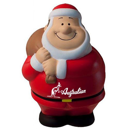 Santa Bert Squeezy Stress Reliever