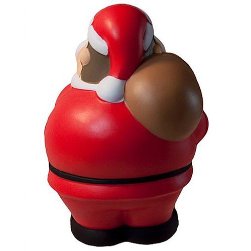 Santa Bert Squeezy Stress Reliever Image 1