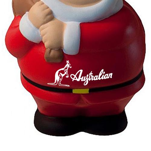 Santa Bert Squeezy Stress Reliever Image 3