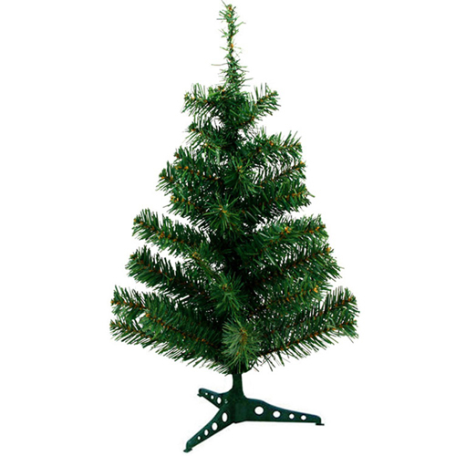 Artificial Christmas Tree With PVC Stand