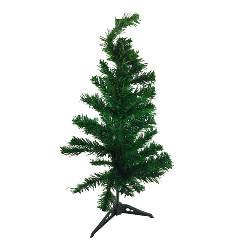 Artificial Christmas Tree With PVC Stand Image 1