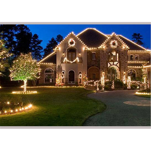 Decoration Christmas String LED Light Image 1