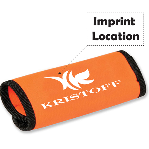 Grip-It Padded Luggage Identifier Imprint Image