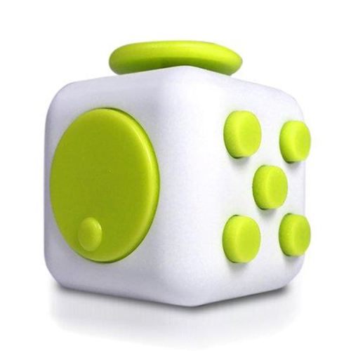 Magic Fidget Cube Stress Reliever