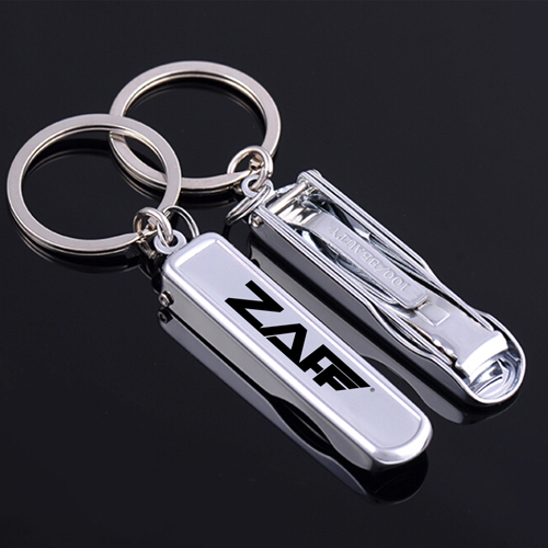 Foldable Keychain Nail Clipper