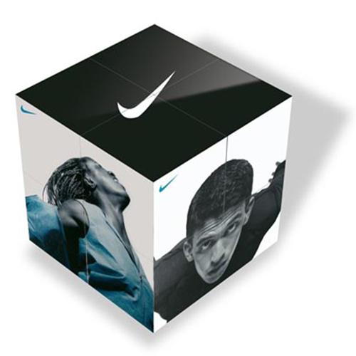 Personalised Magic Cube