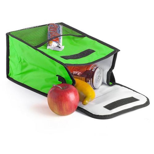 Lunch Cooler Bag With Mesh Pocket