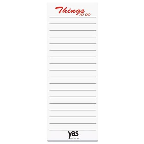 Eco Adhesive 50 Sheet Notepads