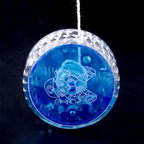 Light Up Clutch Mechanism Yoyo Image 4