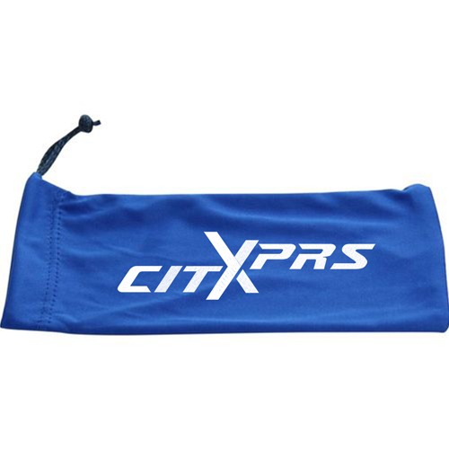 Microfiber Sunglass Pouch with Drawstring