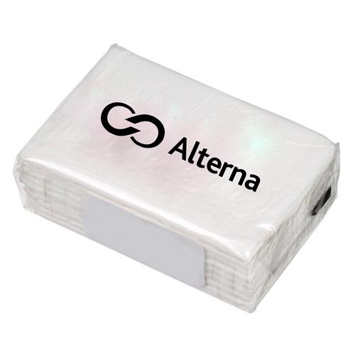 Mini Travel Tissue Pack
