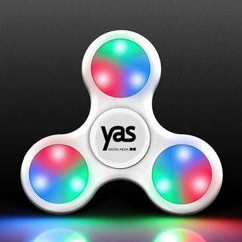 LED Lights Fidget Spinner