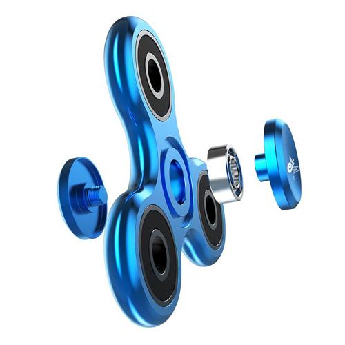 Custom Metal Aluminum Fidget Spinner