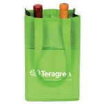 Eco-Friendly 2-Bottle Wine Bag