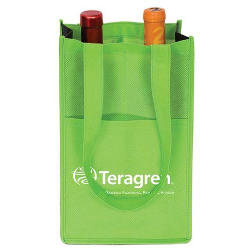 2-Bottle Wine Bag