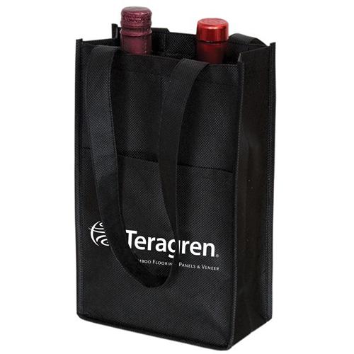 2-Bottle Wine Bag Image 1