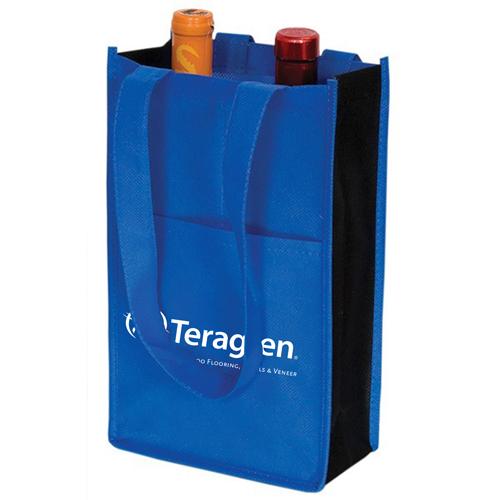 2-Bottle Wine Bag Image 4