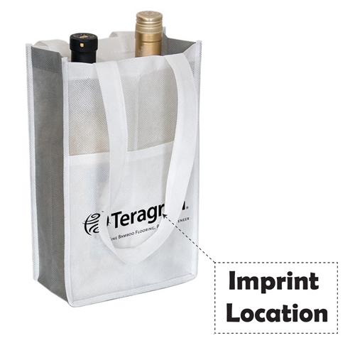 2-Bottle Wine Bag Image 6