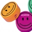 Round Smiley Face Pencil Sharpener Image 2