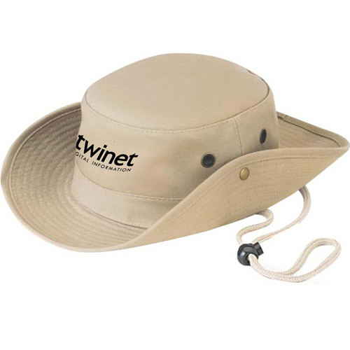Cotton Twill Hunting Bucket Hat Image 1