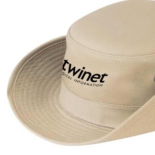 Cotton Twill Hunting Bucket Hat Image 2