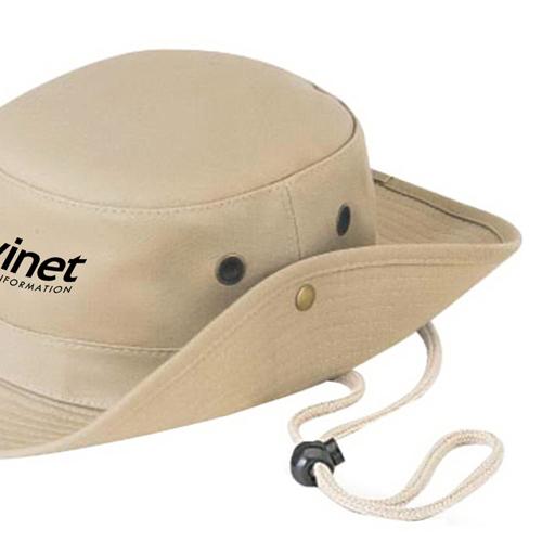 Cotton Twill Hunting Bucket Hat Image 3
