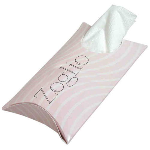 Pocket Pillow Pack Facial Tissue