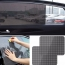Rear Window Car Static Cling Sun Shade Image 4