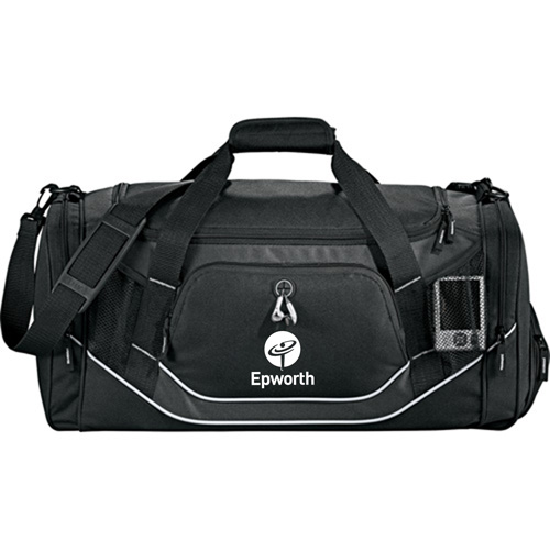 Deluxe Sport Travel Duffel Bag Image 1