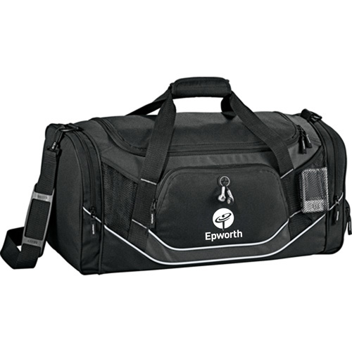 Deluxe Sport Travel Duffel Bag Image 2