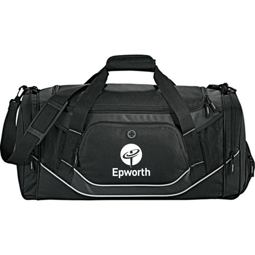 Deluxe Sport Travel Duffel Bag Image 3