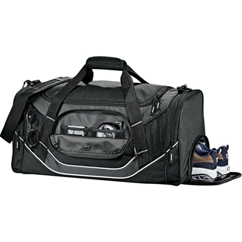 Deluxe Sport Travel Duffel Bag Image 4