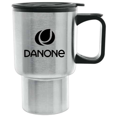 Stainless Steel 14 Oz Travel Mug