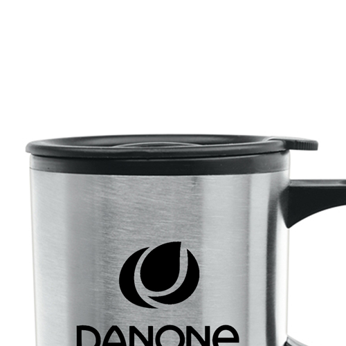 Stainless Steel 14 Oz Travel Mug Image 2