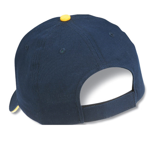 Wave Pre-Curved Baseball Cap Image 2