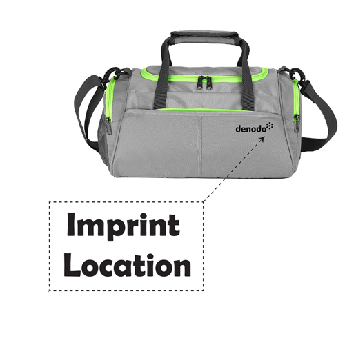 Travel Shoulder Bag Imprint Image