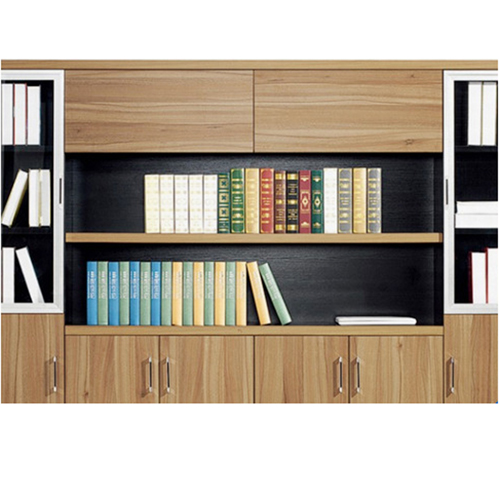 Wooden Office File Storage Cabinet Image 6