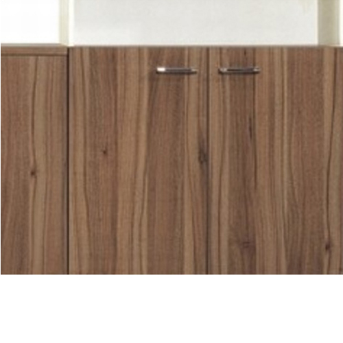Short Solid Wood File Cabinet Image 6