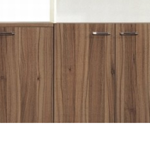 Short Solid Wood File Cabinet Image 7