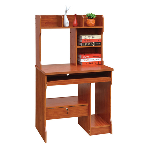Artego Computer Desk with Hutch