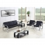 Loopy Office Leather Sofa Set