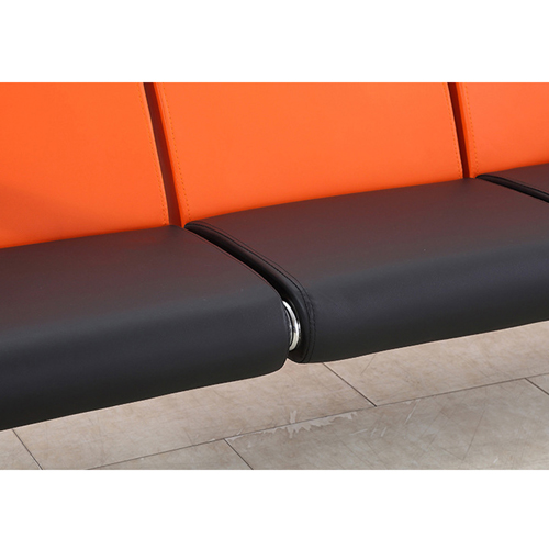 Loopy Office Leather Sofa Set Image 8