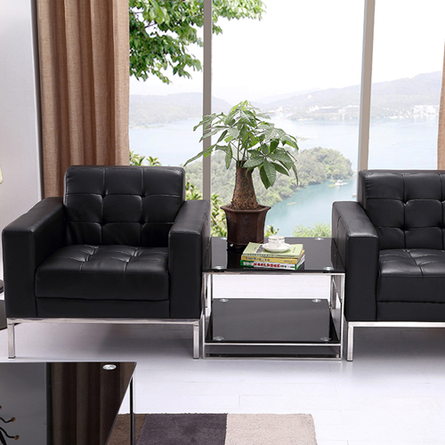 Minimalist Design Office Sofa Image 9