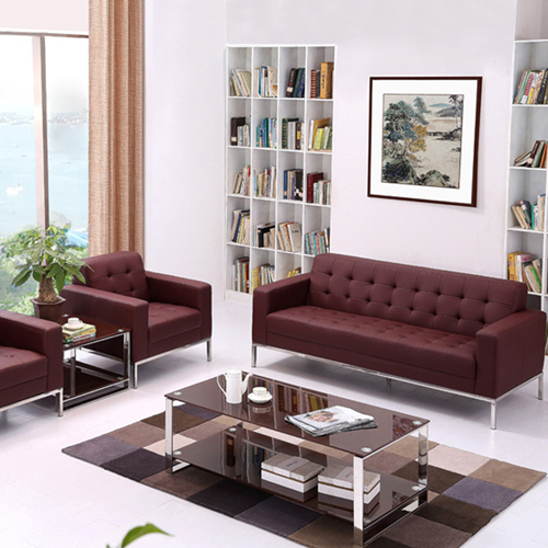 Minimalist Design Office Sofa Image 1