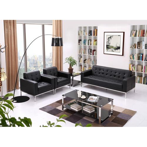 Minimalist Design Office Sofa Image 2