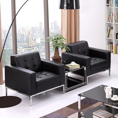 Minimalist Design Office Sofa Image 7